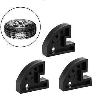 BestTeam Car Auto Tire Bead Clamp, Car Auto Tire Changer Changing Demount Drop Center Tool Rim Bead Clamp Heavy Duty Machine Wheels Tyres Parts Tool Rim Clamp (C- 3PCS)