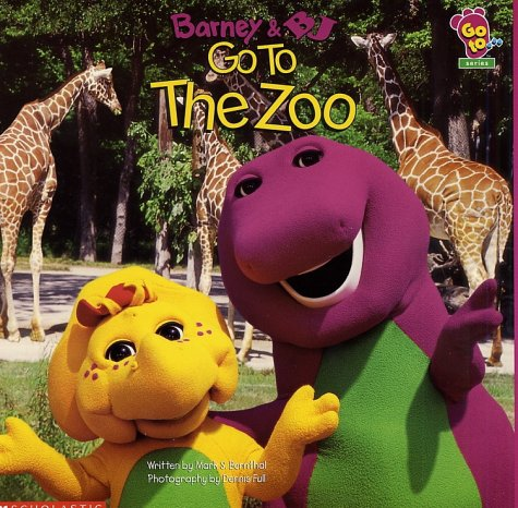 Barney & Bj Go to the Zoo (Go to ... Series)