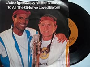 JULIO IGLESIAS & WILLIE NELSON To All The Girls I've Loved Before 7