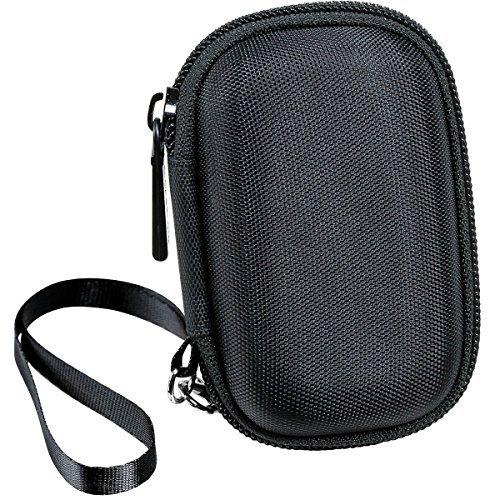 Caseling Carrying Hard Case for Sandisk Clip Jam   Sansa Clip Plus   Clip Sport MP3 Player. - Apple Ipod Nano, Ipod Shuffle. – Black