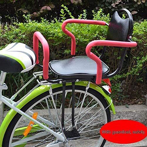 Fiets kinderzitje Baby Bike Seat Achter Elektrische scooters Fietsen Child Safety Stoelen veiligheidszitjes