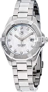 Tag Heuer Mother of Pearl Dial Stainless Steel Men's Watch WBD2313.BA0740