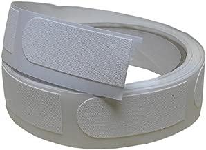 bowlingballfactory.com Ultra Tac Bowling Thumb Tape White Textured 3/4 (100 Piece Roll)