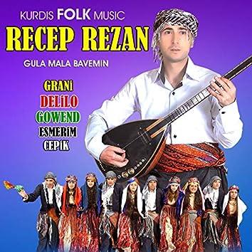 Gula Mala Bavemin (Kurdish Folk Music)