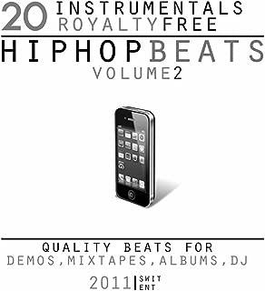 Hip Hop Beats - 40 Instrumentals Royalty Free, Vol. 2 (Intrumentals, Beats, Hip Hop, Rnb, Dirty South, Old School, Freestyle, Rap, 2011)