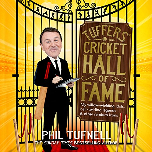 Couverture de Tuffers' Cricket Hall of Fame