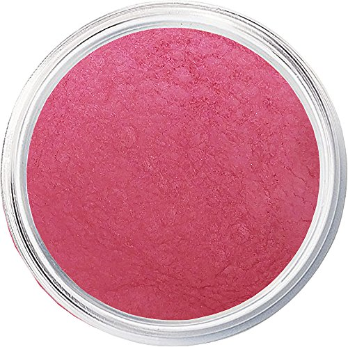Blush Makeup | Giselle Doll | Mineral Makeup by Giselle Cosmetics | Pure, Non-Diluted Loose Powder Mineral Make Up