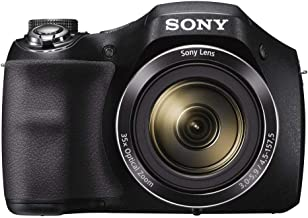 Sony Cyber-shot DSC-H300 20.1 MP Digital Camera - Black -...