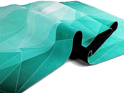 tienda de venta en línea FORTR Home Estera de la Yoga de de de la Familia de la Estera de la Aptitud de la Estera de la Aptitud de la Yoga de 1m m verde Deliciosa  orden en línea