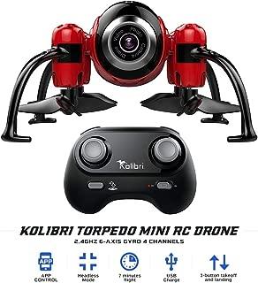 Best kolibri torpedo drone Reviews