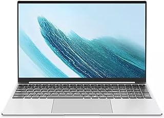 Laptop Laptop Laptop Wifi Metal Laptop 15,6 tums 8+128G bärbar Business Office PC dator ultratunn bärbar dator - silver Eu...