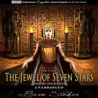 The Jewel of Seven Stars cover art