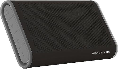 discount Braven online 405 outlet sale Waterproof Bluetooth Speaker (Black/Black/Black) online