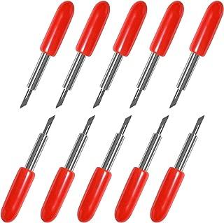 Replacement Blades for Cricut Explore Air 2 Vinyl Bridge Cutting Mchines 45 Degree 10 Pack