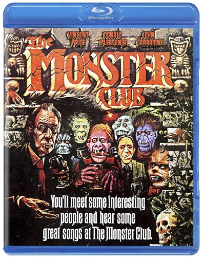 The Monster Club [Blu-ray]