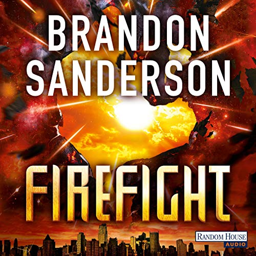 Firefight  By  cover art