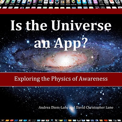 Is the Universe an App? audiobook cover art