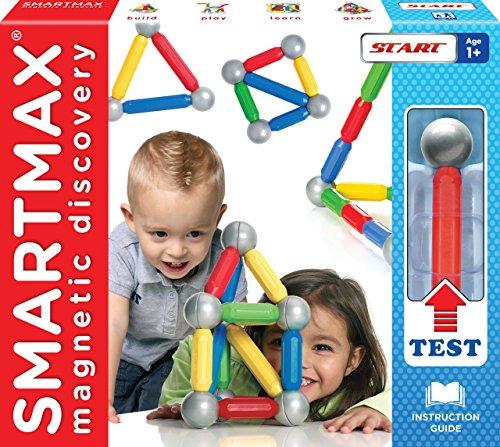 SMARTMAX SMX 309 - BAU und Konstruktionsspielzeug Start Try Me, Mehrfarbig