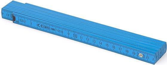 METRIE duplex | Schakelschaal | Schaal - 2m - BL52 [kleur] duplex Lichtblauw - Pan Process Blue