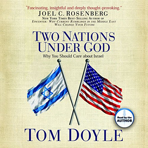 Two Nations Under God audiobook cover art