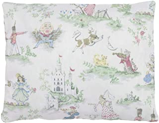 Carousel Designs Nursery Rhyme Toile Accent Pillow