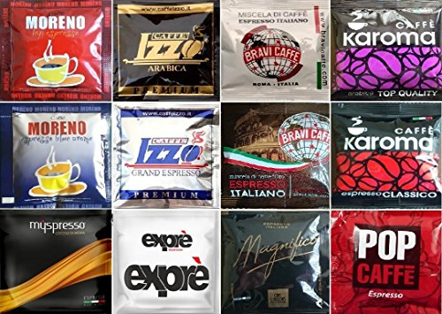 ESE coffee pods variety pack 12 blends - 60 pods