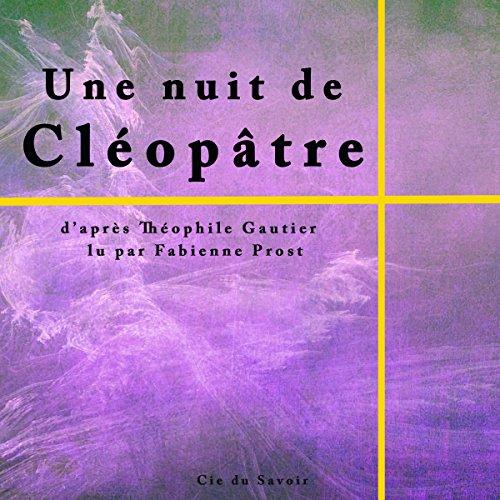 Une nuit de Cléopâtre cover art