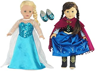 """Emily Rose Fits 18"""" American Girl Dolls 