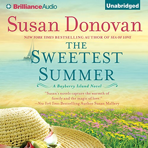 The Sweetest Summer audiobook cover art