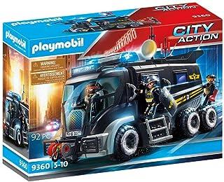 PLAYMOBIL Tactical Unit Truck