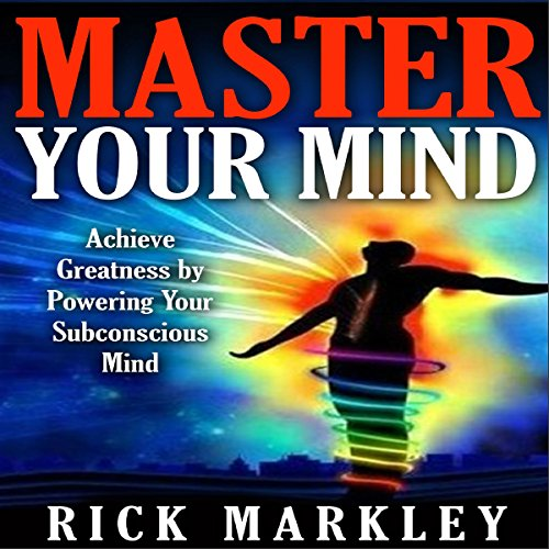 Master Your Mind audiobook cover art