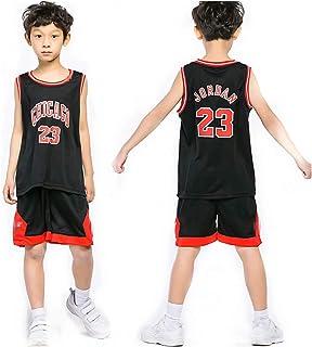 Amazon.es: camisetas nba niños - Negro