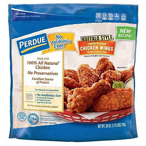Perdue, Roasted Buffalo Style Glazed Chicken Wings, 28...