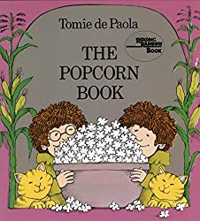 STEM Challenge reading! Try this book as an introduction of popcorn before completing a STEM task that involves popcorn!
