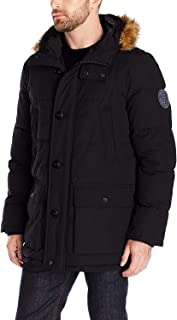 Men's Arctic Cloth Full Length Quilted Snorkel Jacket...