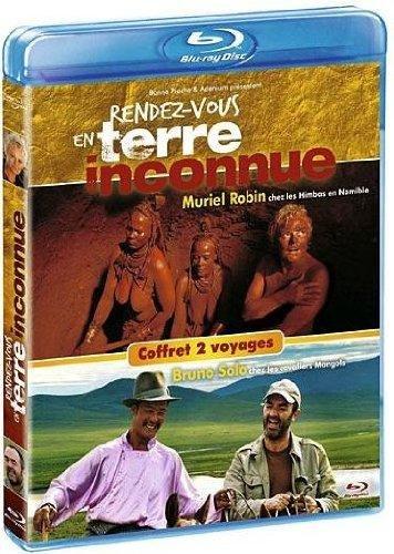 Rendez-vous en terre inconnue, Murielle Robin, Bruno Solo [Blu-ray]