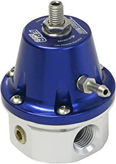 Turbosmart TS-0401-1003 FPR 1200 Blue -6 AN Fuel Pressure Regulator