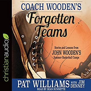 Couverture de Coach Wooden's Forgotten Teams