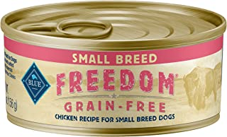 Blue Freedom Adult Small Breed Grain Free Chicken Wet Dog Food 5.5Oz (Pack Of 24)