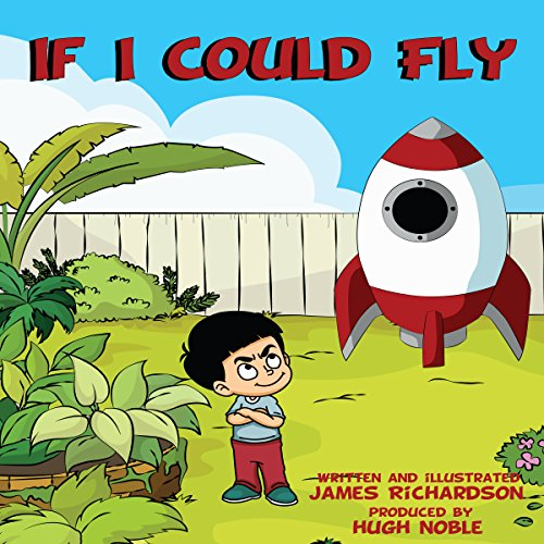 If I Could Fly audiobook cover art