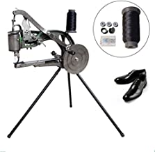 YUEWO Manual Shoe Mending Sewing Machine Cobbler Shoe Repair Machine Cotton Nylon Line Sewing Machine