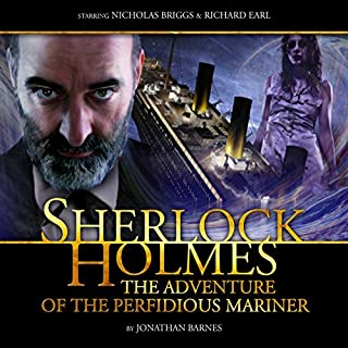 Sherlock Holmes - The Adventure of the Perfidious Mariner audiobook cover art