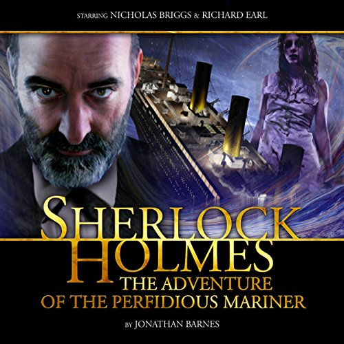 Sherlock Holmes - The Adventure of the Perfidious Mariner Titelbild