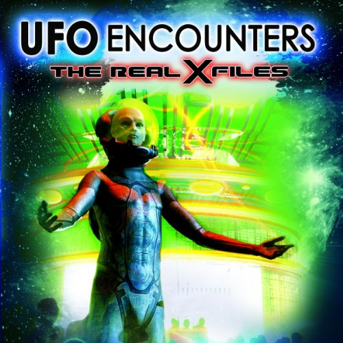 UFO Encounters audiobook cover art