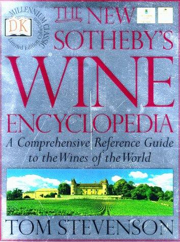 New Sotheby's Wine Encyclopedia (DK Millennium M)