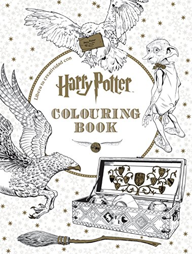Harry Potter. Colouring book (Hobbies)