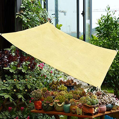 Sun Sonnensegel, Sonnensegel, Uvblock Stoff Pflanzen Shade Net Abdeckung Terrassenvordach Sonnenschutz-markise Breath Für Garten Außen Hinterhof Style2