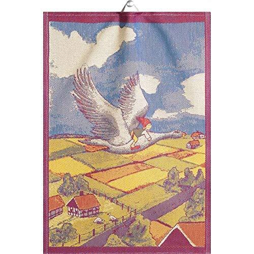 Ekelund Weavers - Nils Holgersson - Towel