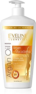 Eveline Argan Oil and Mavadamia Friming Body Lotion, 350 ml