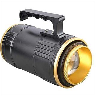 極度の明るい導かれた釣ライト、夜ライト屋外のキャンプの冒険のハイキングの投光器